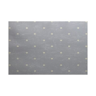 Pierson Gray Indoor/Outdoor Area Rug Rug Size: 4 x 6