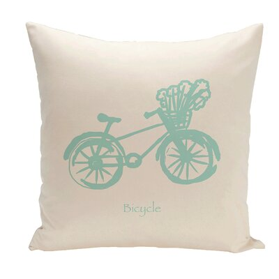 Coastal Outdoor Throw Pillow
