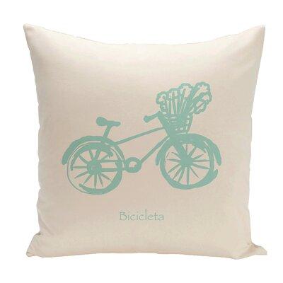 Coastal Outdoor Throw Pillow