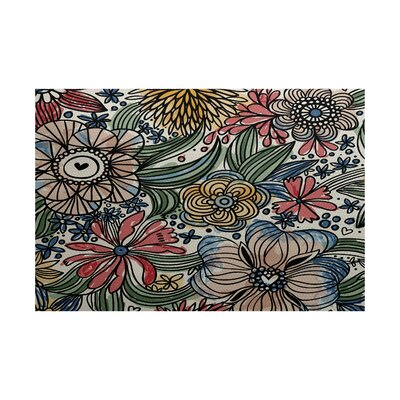 Natahsa Indoor/Outdoor Area Rug Rug Size: 4 x 6