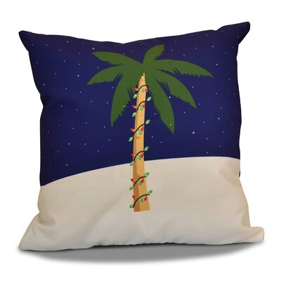 Decorative Holiday Geometric Print Throw Pillow Size: 20 H x 20 W
