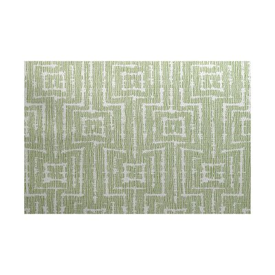 Thirlby Green Indoor/Outdoor Area Rug Rug Size: Rectangle 2 x 3
