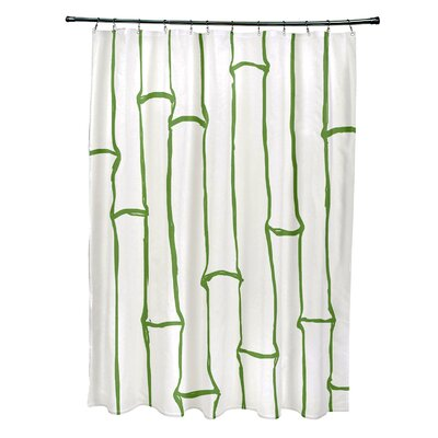 Floral Shower Curtain Color: Original