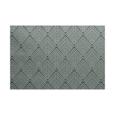 Waller Green Area Rug Rug Size: 5 x 7