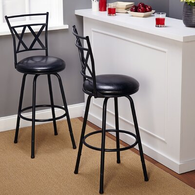 Seneca Swivel Bar Stool