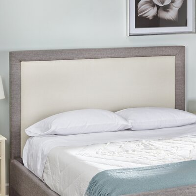 Eirene Queen Upholstered Panel Headboard