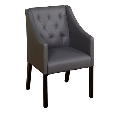 Tufted Guest Armchair