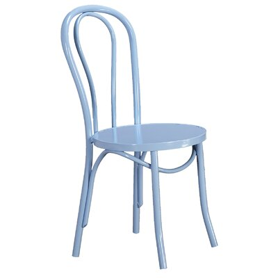 Vintage Inspire Side Chair Finish: Blue