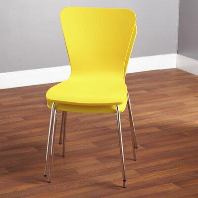 Batheaston Dining Chair Color: Yellow