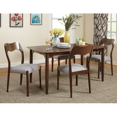Alize 5 Piece Dining Set