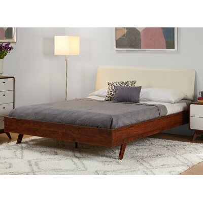 Cody Queen Upholstered Platform Bed