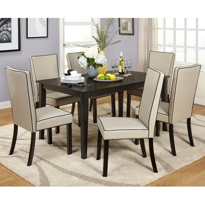 Coraima 7 Piece Dining Set