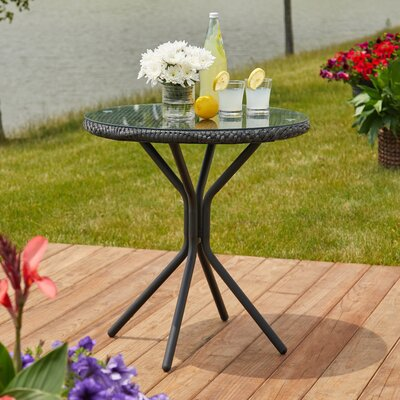 Barbour Patio Bistro Table