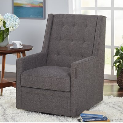 Roseto Swivel Accent Arm Chair