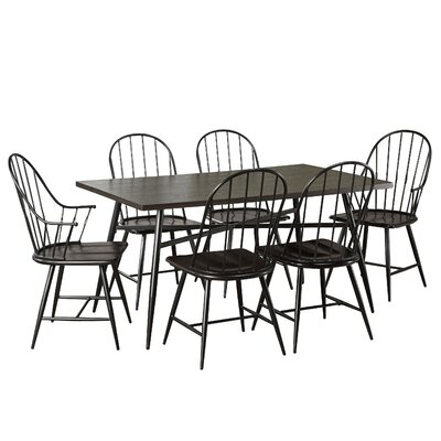 Poltimore 7 Piece Dining Set