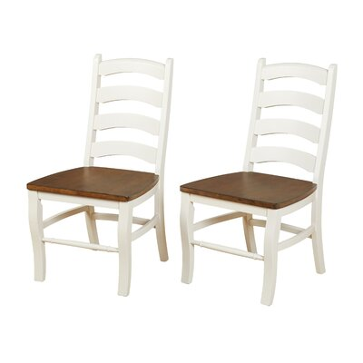 Mack Solid Wood Dining Chair