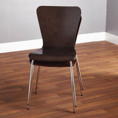 Batheaston Solid Wood Dining Chair Color: Espresso