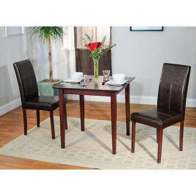 Financing Bettega 3 Piece Dining Set...