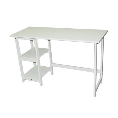Emory Computer Desk - Color Antique White