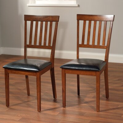 Credit for Rhonda Side Chair (Set of 2)...