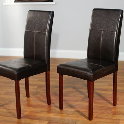 Financing Bettega Parsons Chair (Set of 2)...
