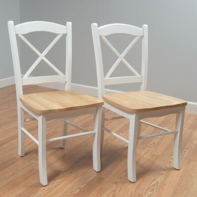 Furniture financing Tiffany Side Chair (Set of 2) Finis...