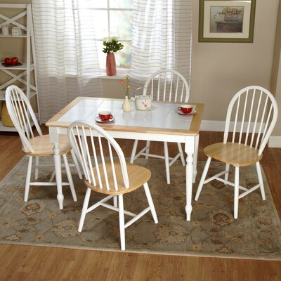 Tara 5 Piece Dining Set
