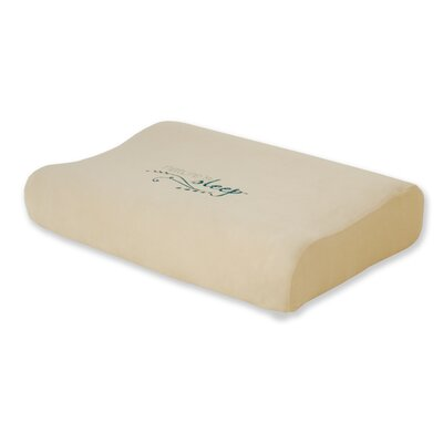 EcoTex Latex Pillow Size: Queen