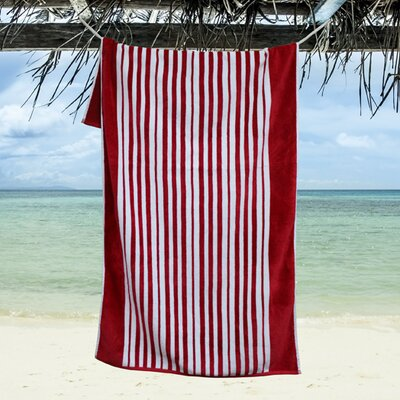 Bay View Oversized Beach Towel