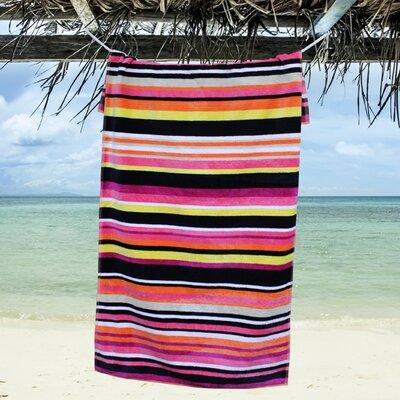 Sangria Oversized Beach Towel