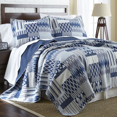 Theodora� Quilt Set Size: King