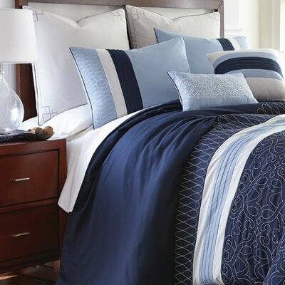 8 Piece Comforter Set Size: King