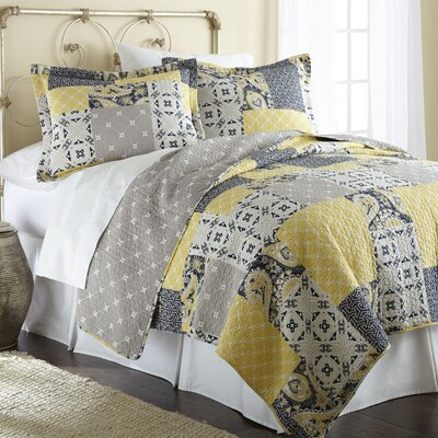 Luther Quilt Set Size: Twin