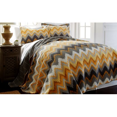 Sofia Quilt Set Size: King