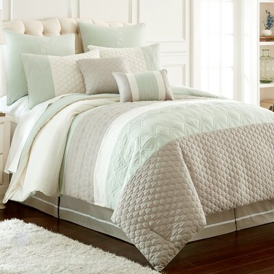 Skelley Comforter Set Size: King