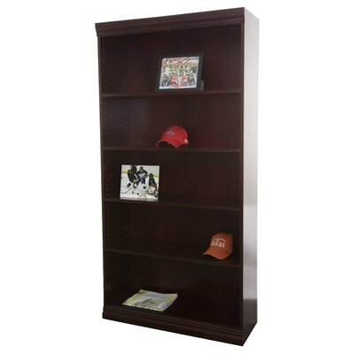 Jefferson Traditional Series Standard Bookcase Image 475
