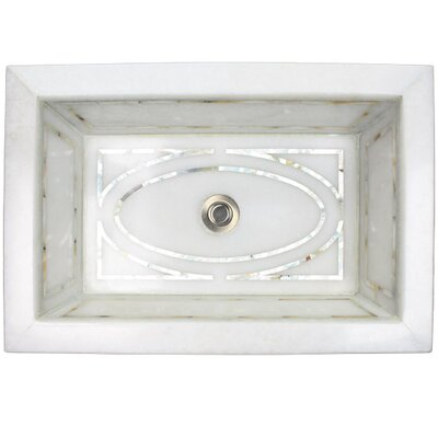 Undermount Sink Prices : ... of Pearl Inlay Undermount Bathroom Sink Low price - Online Shopping