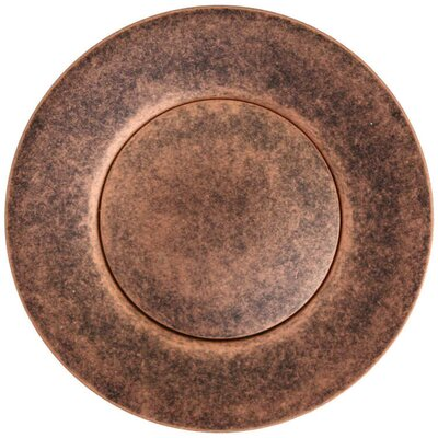 Grid Bathroom Sink Drain Finish: Weathered Copper