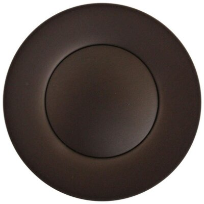 Grid Bathroom Sink Drain Finish: Dark Bronze