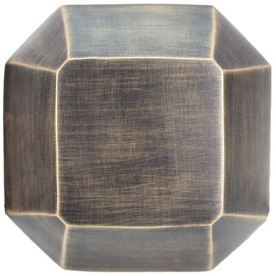 Asscher 3 Bathroom Sink Drain Finish: Antique Bronze, Installation Method: No Overflow