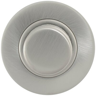 Grid Shower Drain Finish: Satin Nickel
