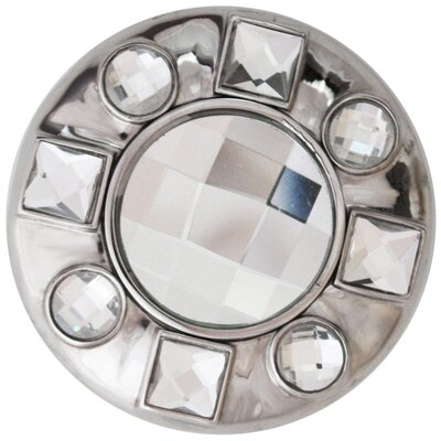 Clock  Grid Bathroom Sink Drain Finish: Polished, Overflow: No