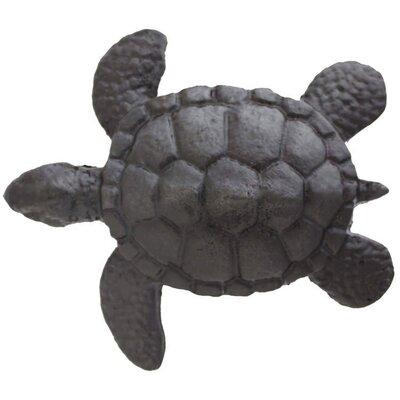 Large Turtle Grid Shower Drain Finish: Dark Bronze, Overflow: No