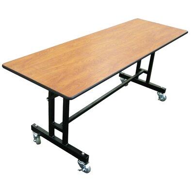 "AmTab Manufacturing Corporation Rectangular Folding Table - Size: 29"" H x 60"" W x 36"" D"