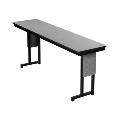 Training Table Size: 29 H x 60 W x 18 D