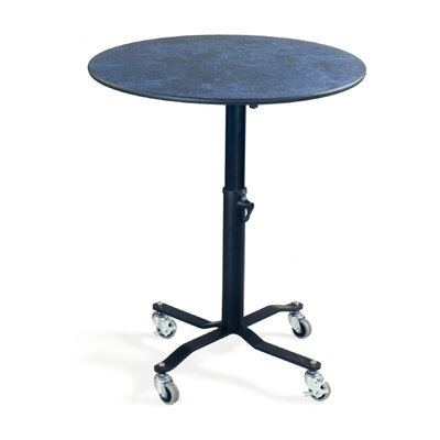 "Round Folding Table Size: 42"" H x 30"" W x 30"" D CBR30"