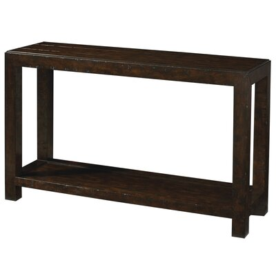 Bourbon Console Table