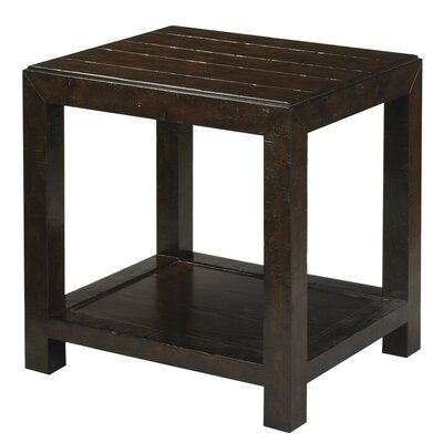 Bourbon End Table