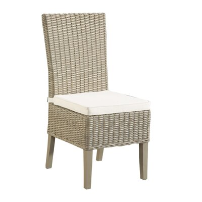 Casual Side Chair Finish: Driftwood