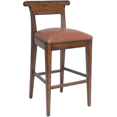 Et Cetera 29.5 Bar Stool Base Finish: Windsor